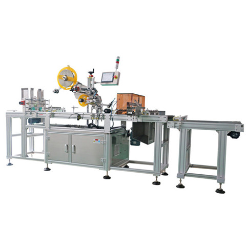 Automatic Labeling Systems, Machines & Equipment